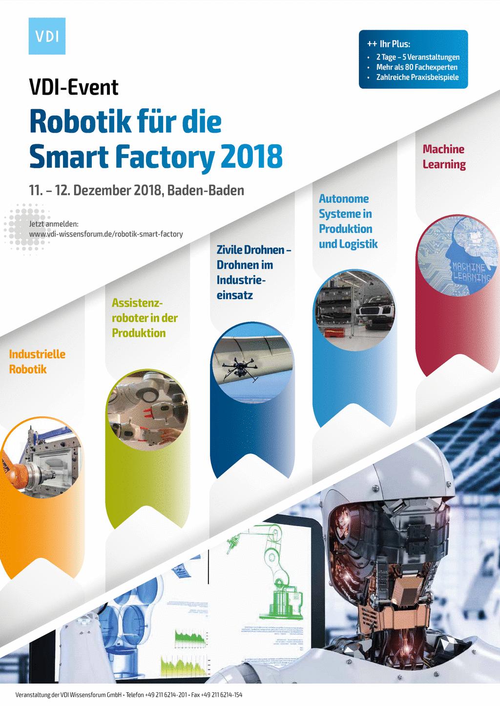 VDI-Event vom 11.-12. Dezember 2018 in Baden Baden