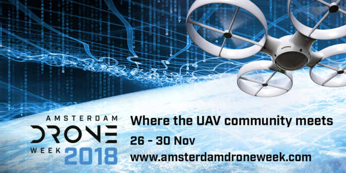 Droneweek 2018 in Amsterdam