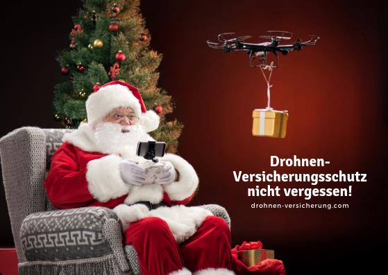 Drohnenhaftpflichtversicherung vor dem ersten Start nicht vergessen!